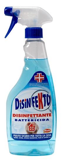 Fotografie Disinfekto dezinfekční prostředek ve spreji 500 ml