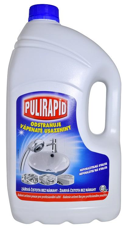 Fotografie Pulirapid Classico na rez a vodní kámen 5 l