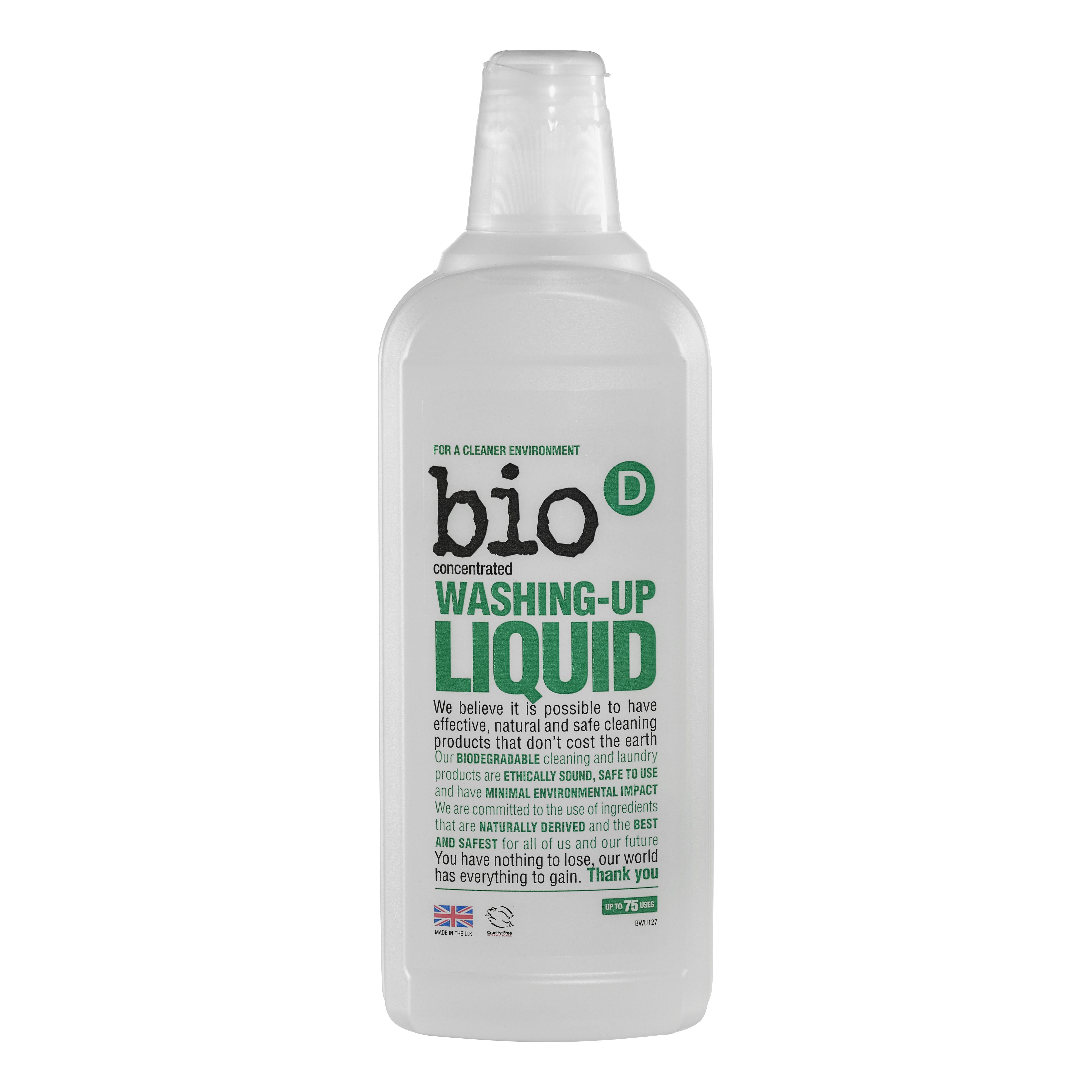 Bio-D prostředek na nádobí 750 ml