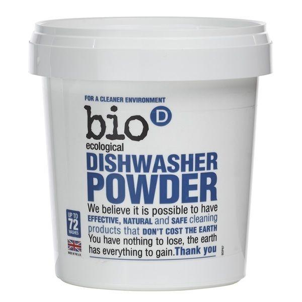 Bio-D prášek do myčky nádobí 720 g