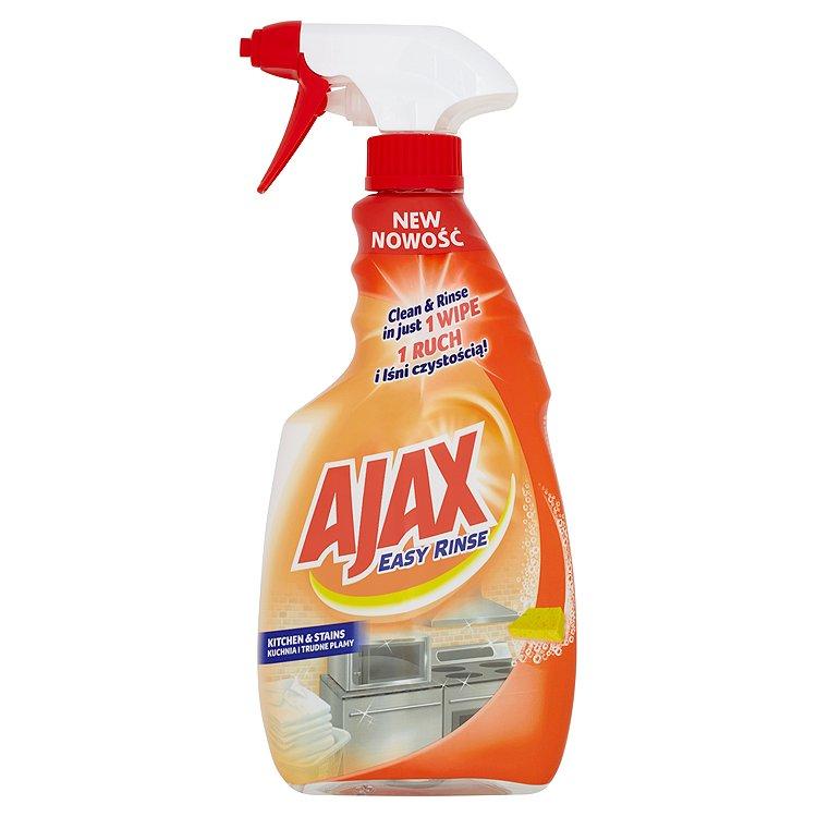 Fotografie Ajax Easy Rinse čisticí sprej do kuchyně 500 ml
