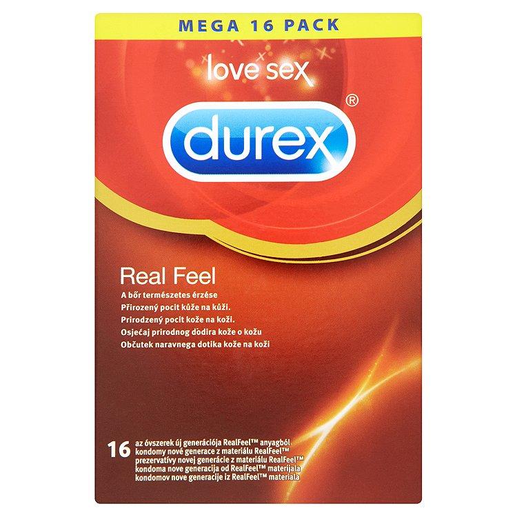 DUREX Real Feel 18 ks