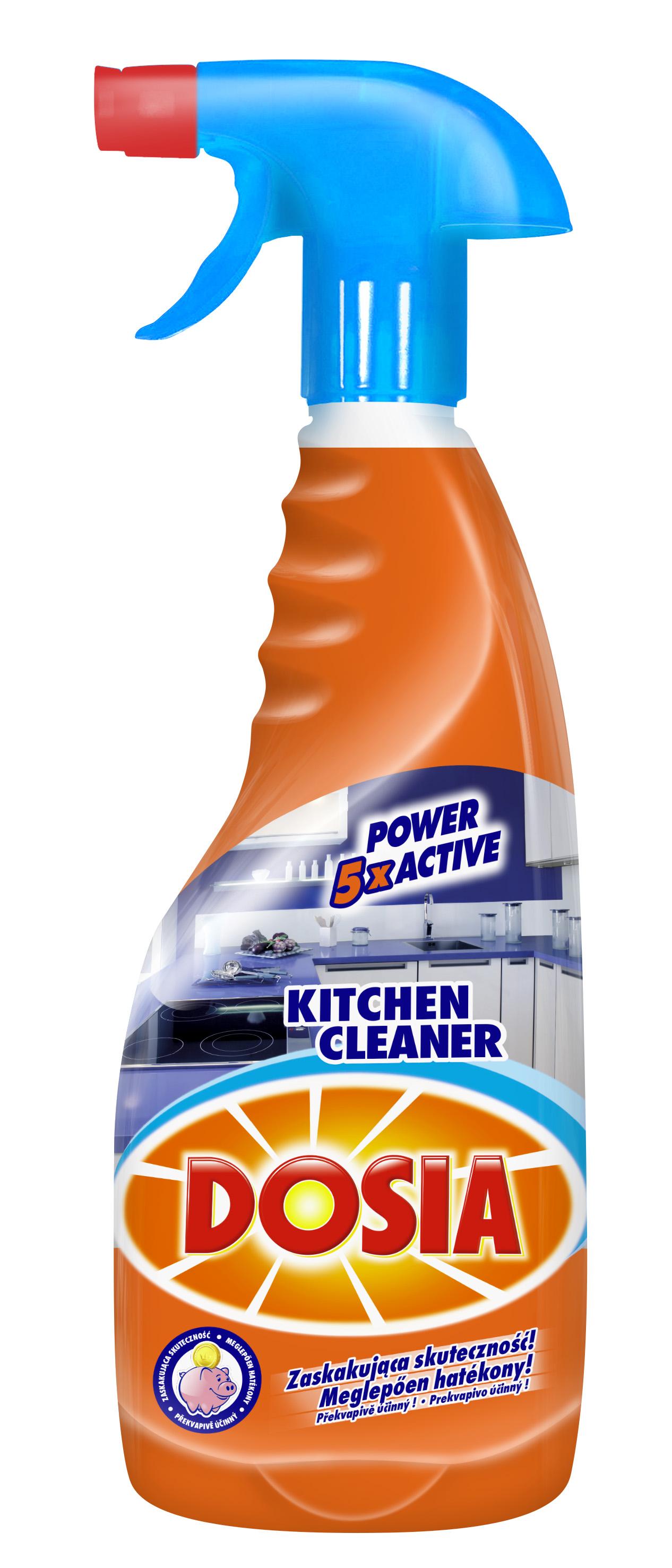 Fotografie Dosia čistič kuchyně 500 ml