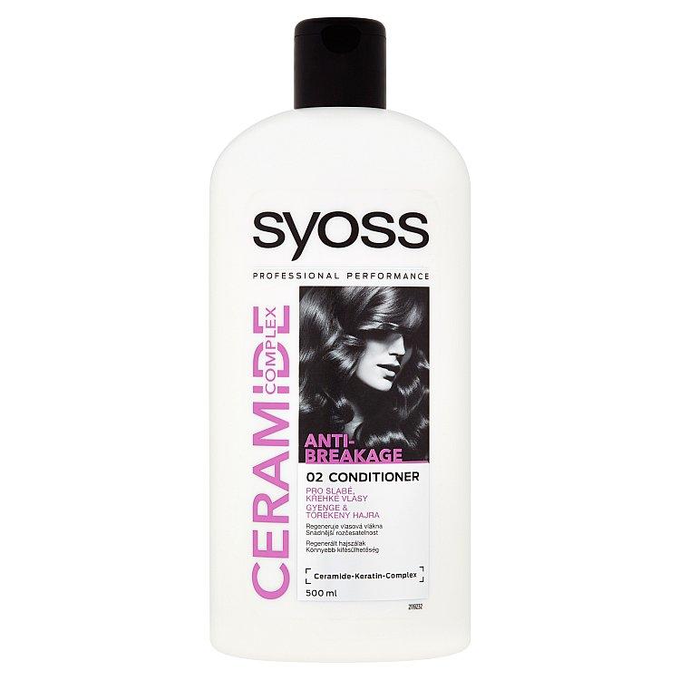 Syoss Ceramide Complex kondicionér 500 ml