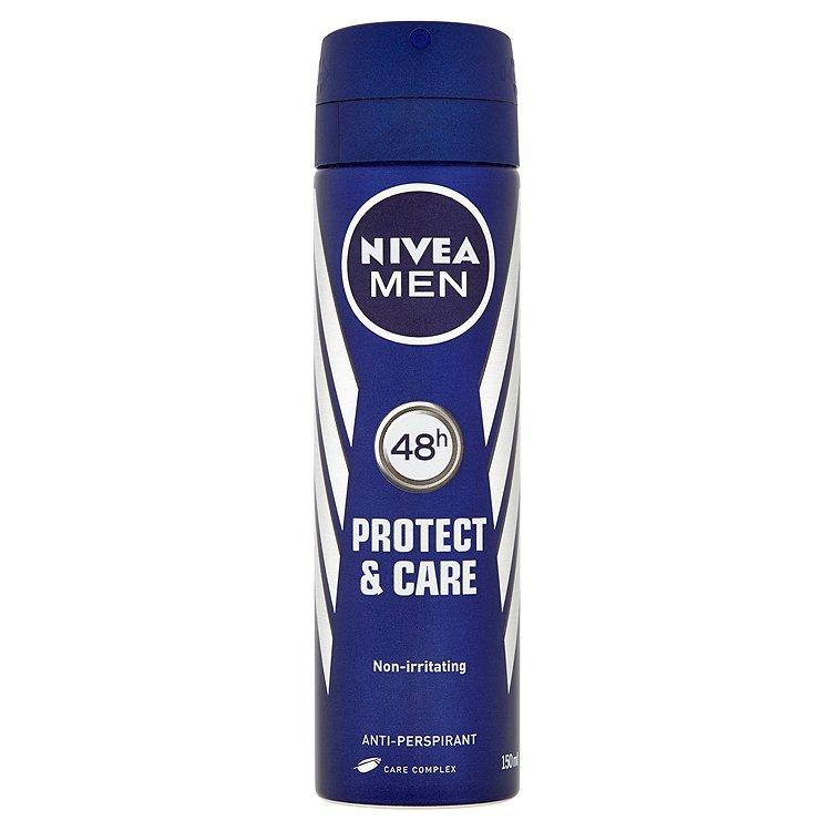 Nivea Men Protect & care sprej antiperspirant 150 ml