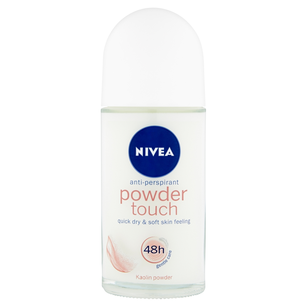 Nivea Powder Touch kuličkový antiperspirant 50 ml