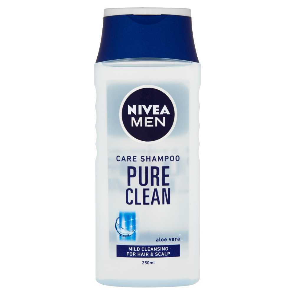 Fotografie NIVEA MEN Šampon Pure Impact 250 ml
