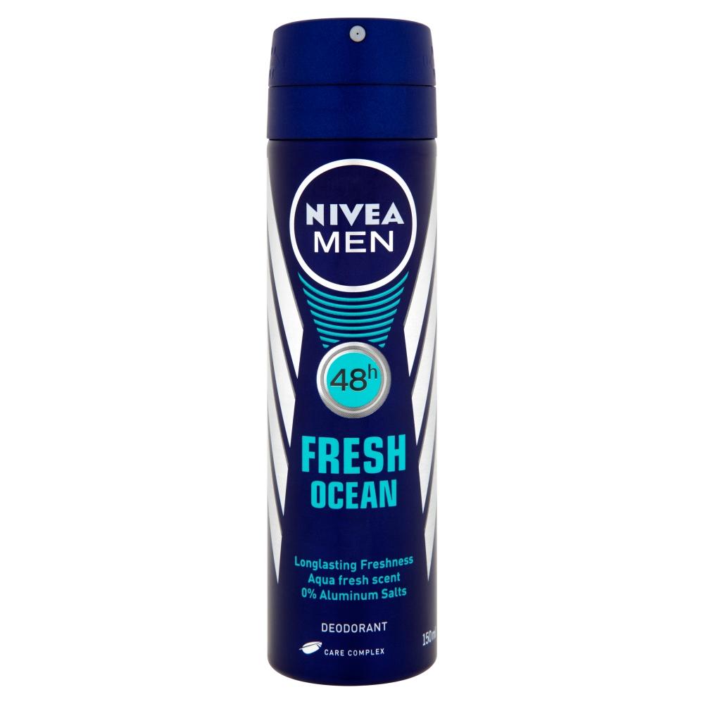 NIVEA MEN Sprej Deo Fresh Ocean 150 ml