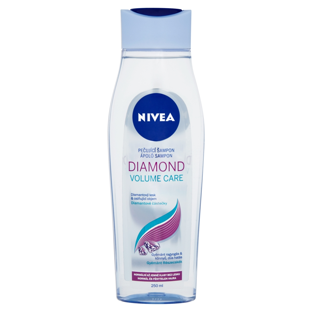NIVEA Šampon Diamond Volume 250 ml