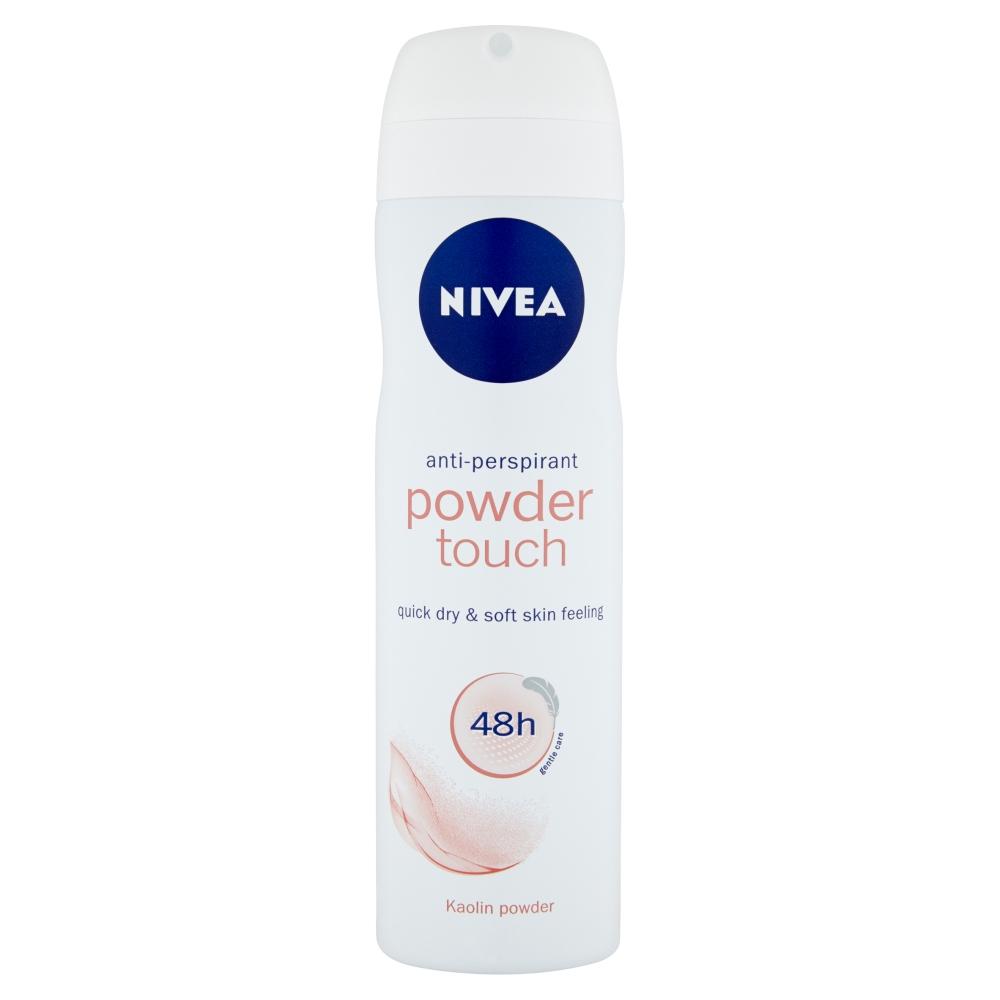 Fotografie Nivea Powder Touch antiperspirant 150 ml