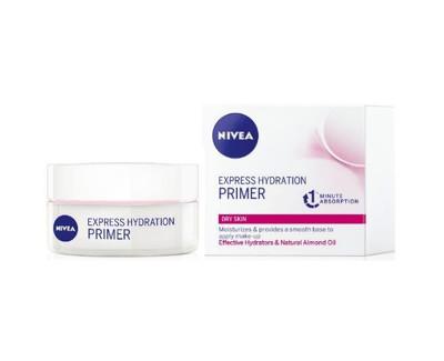 Fotografie Nivea Make-Up Starter Lehký podkladový krém 50 ml