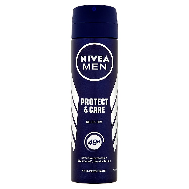 Nivea Men Protect & care sprej antiperspirant 150 ml