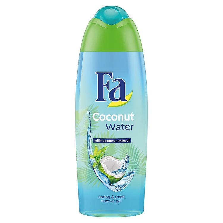Fa sprchový gel kokosová voda 250 ml