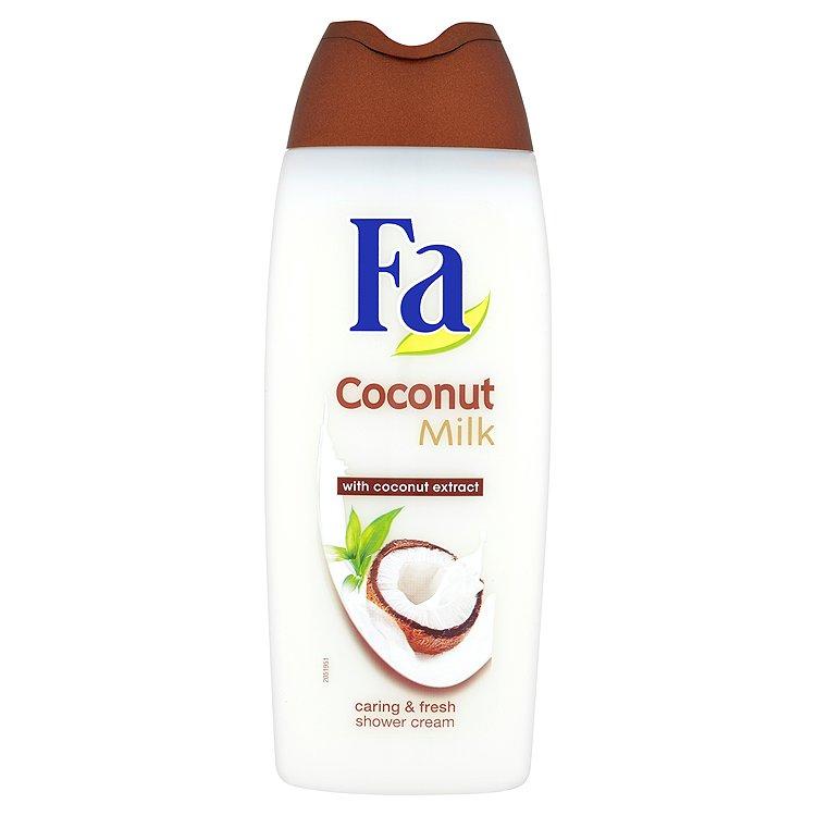 Fa sprchový gel kokosové mléko 250 ml