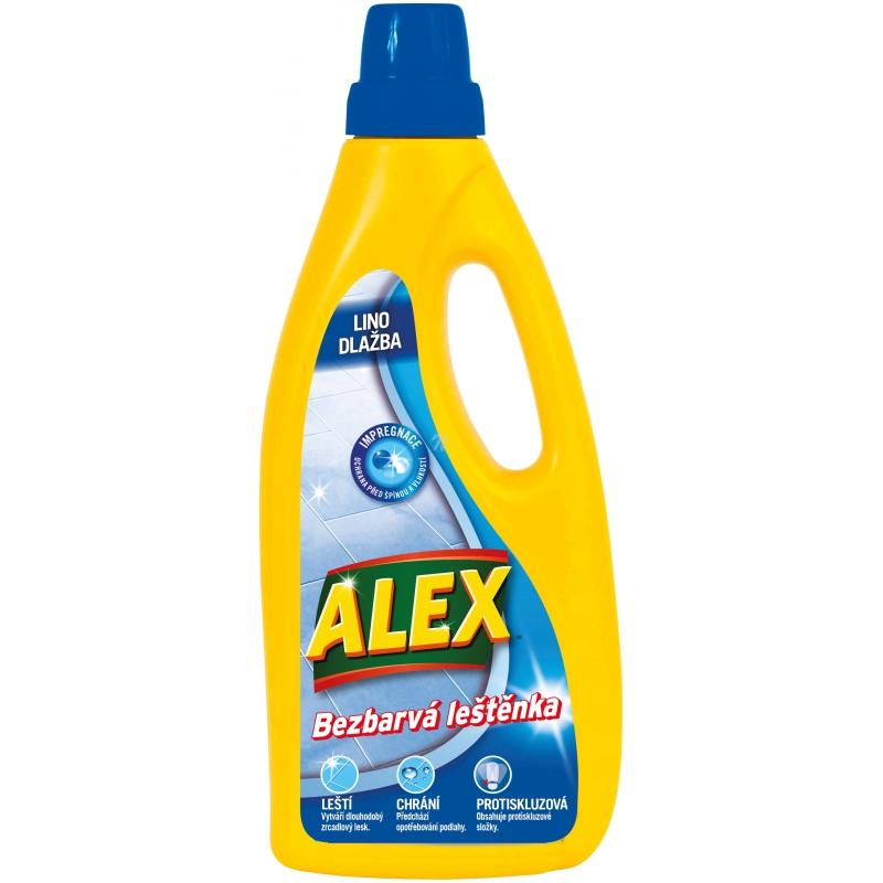 ALEX leštěnka na lino a dlažbu