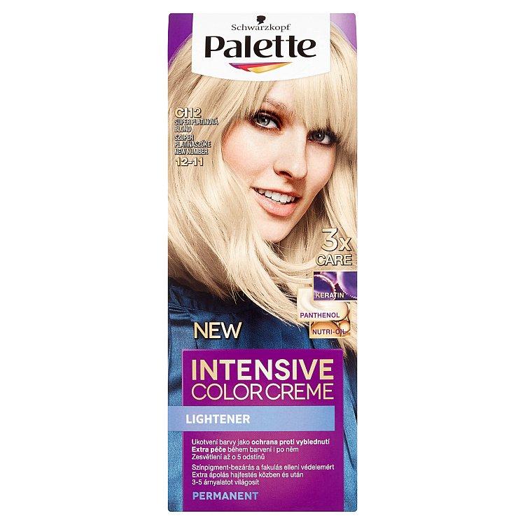 Pal ICC CI12 Super platinová blond