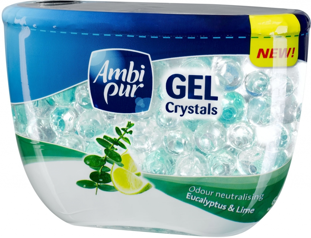 AmbiPur Gel Crystals Eucalyptus & Lime 150 g