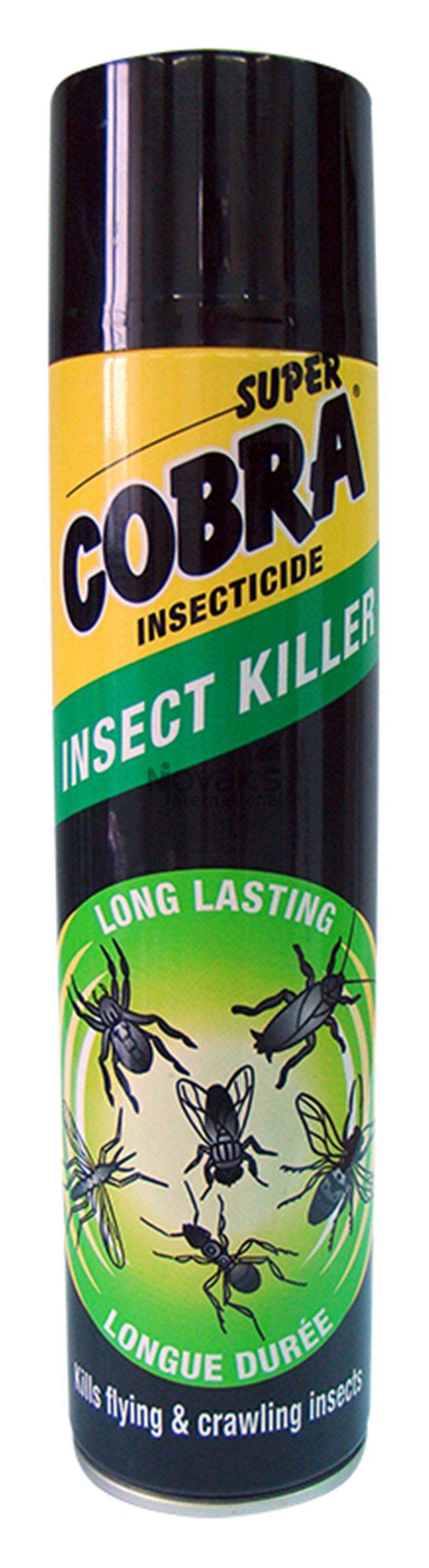 Super Cobra přípravek na hmyz univerzální 400 ml