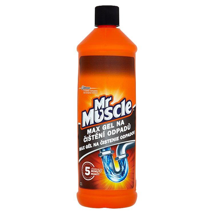 Mr. Muscle Gel na čištění odpadů 1000 ml