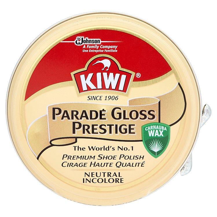 Kiwi Shoe polish krém na obuv neutrální 50 ml e2cf5c5908