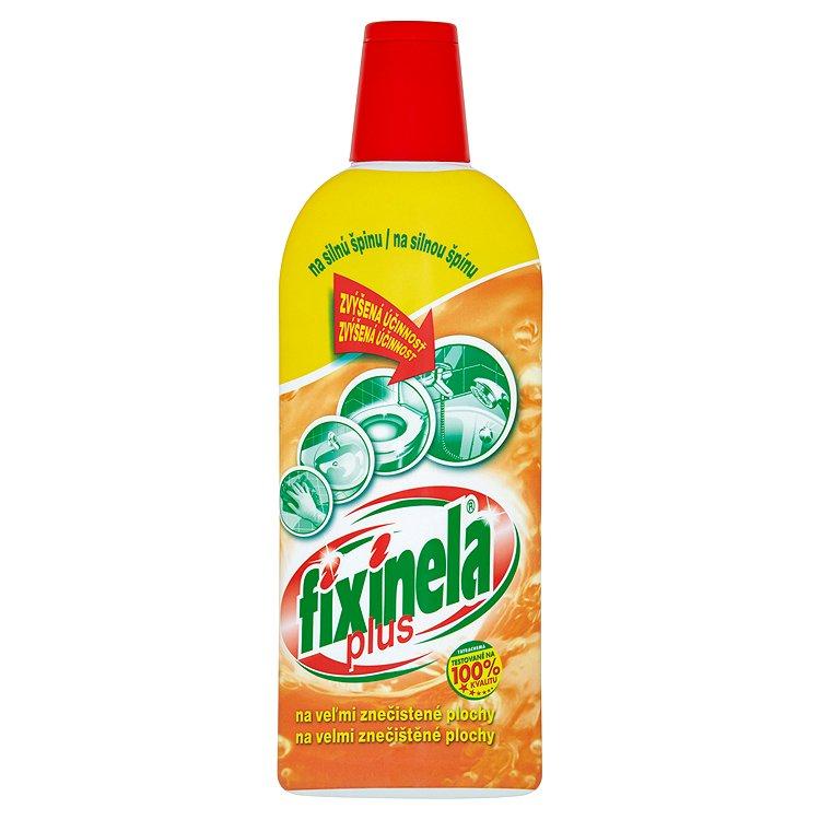 Fixinela Plus na velmi znečištěné plochy 500 ml