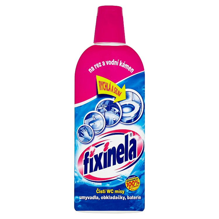 Fixinela čisticí prostředek 500 ml