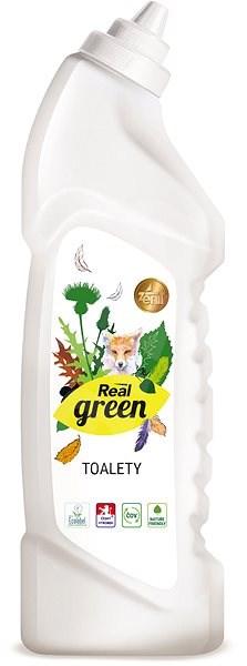 Real Green čistič WC a koupelen 750 g