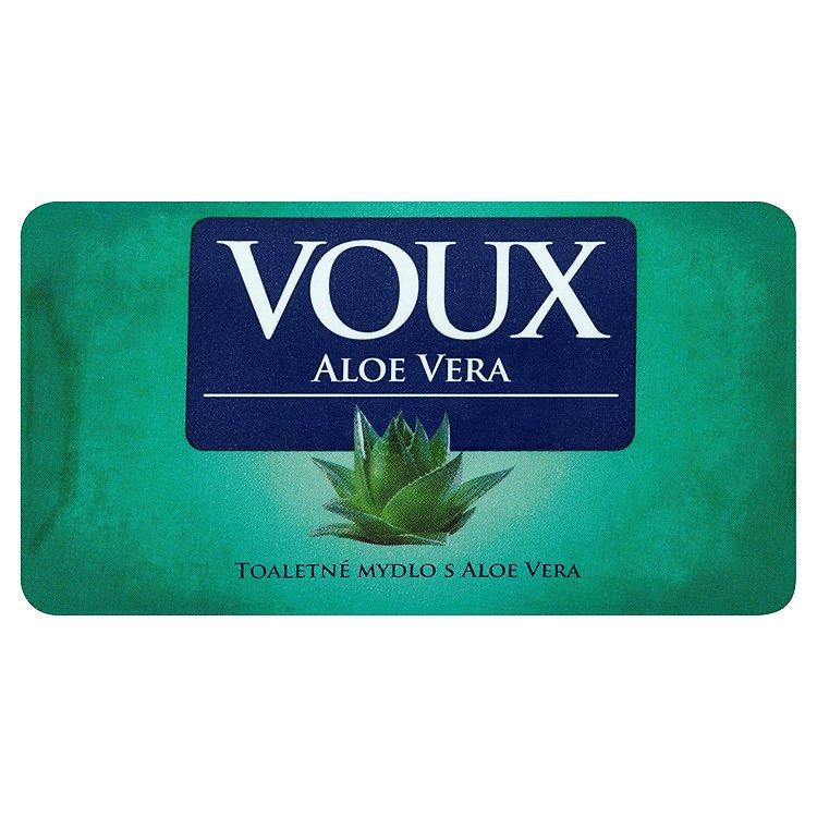 VOUX toaletní mýdlo Aloe vera 100 g