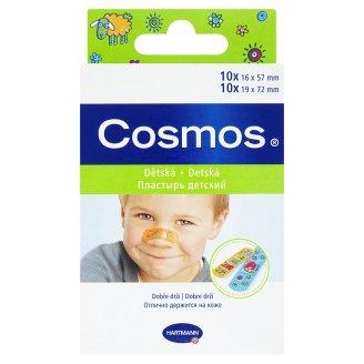 Fotografie Rychloobvaz COSMOS dětská náplast 20 ks/bal.