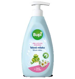BUPI tělové mléko 500 ml