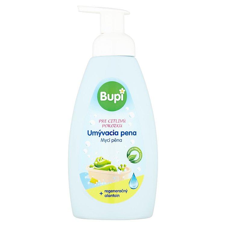Fotografie Bupi Baby mycí pěna 500 ml