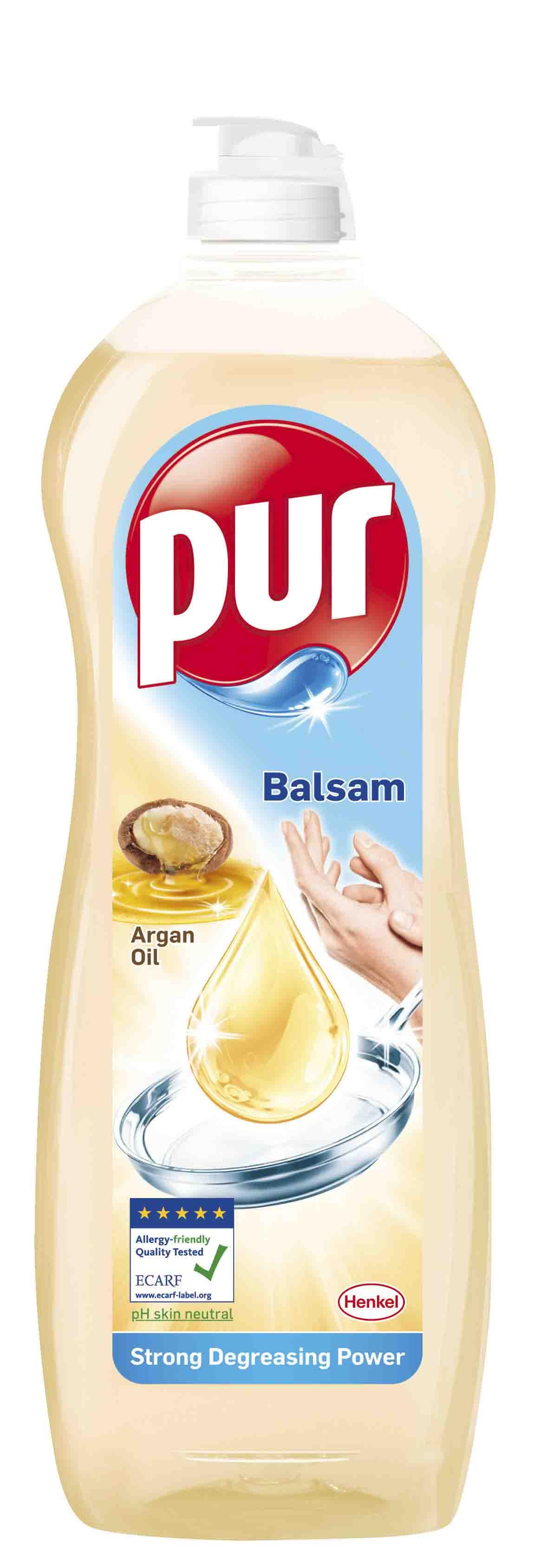 Pur Balsam Arganový olej na nádobí 900 ml