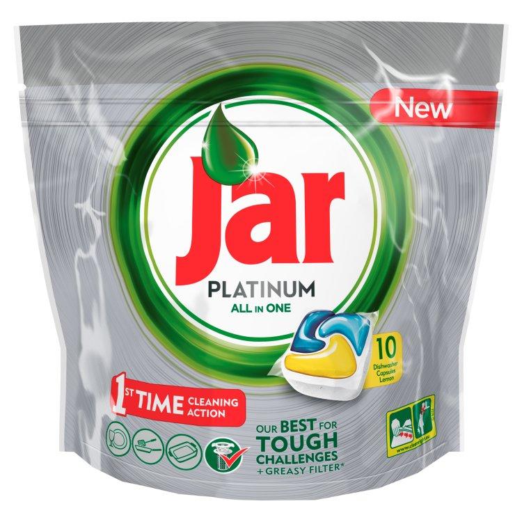 Jar Platinum Citron kapsle do myčky 10 ks