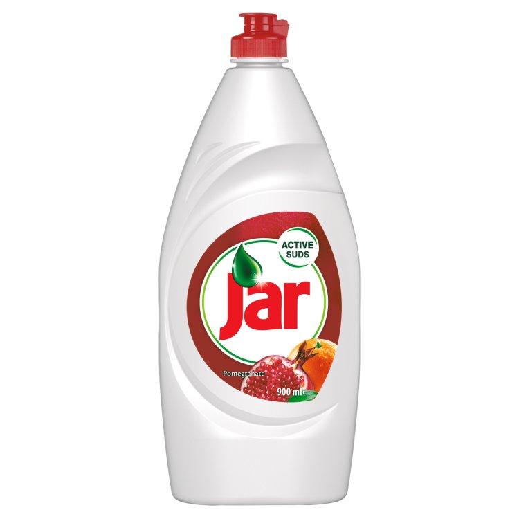 Jar Pomegranate & Red Orange prostředek na nádobí 900 ml