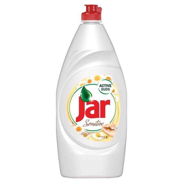 Jar Sensitive Prostředek Na Mytí Nádobí Chamomile & Vit E 900 ml