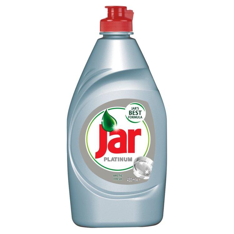 Jar Platinum Arctic Fresh prostředek na nádobí 430 ml