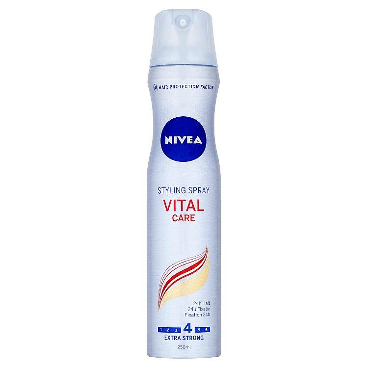 NIVEA Lak na vlasy Vital 250 ml