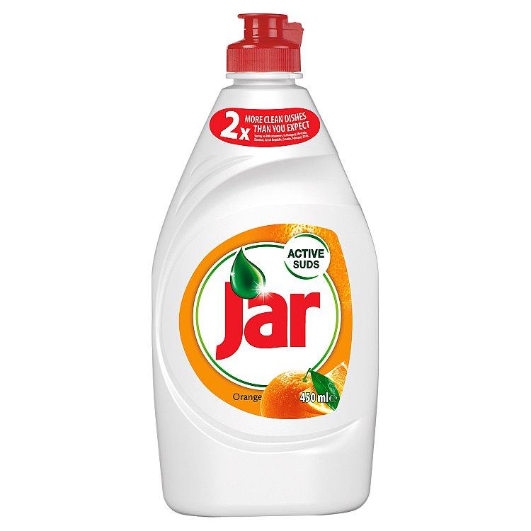 Jar Pomeranč prostředek na nádobí 450 ml