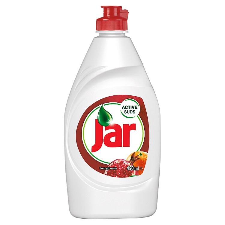 Jar Pomegranate & Red Orange prostředek na nádobí 450 ml