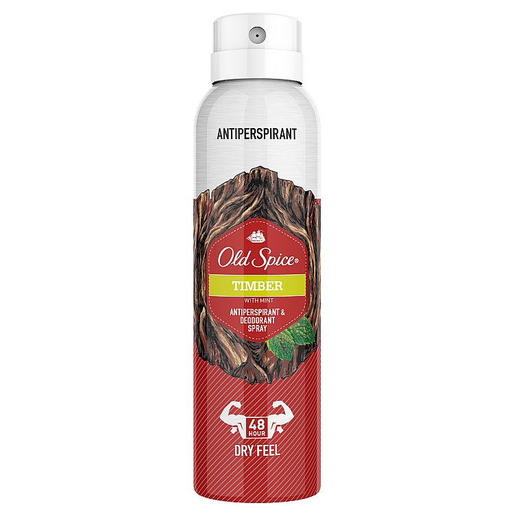 Old Spice spray Timber 125ml 125 ml