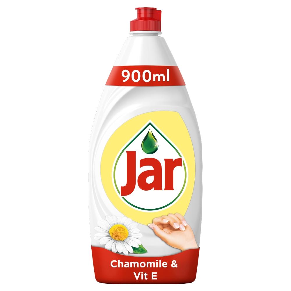 Jar Sensitive Heřmánek & Vitamin E prostředek na ruční mytí nádobí 900 ml