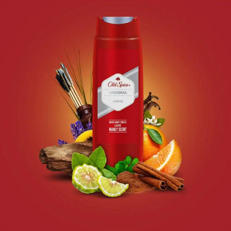 Old Spice Original sprchový gel 400 ml