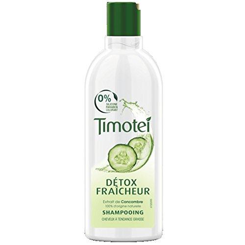 Timotei šampon Svěží okurka 400 ml