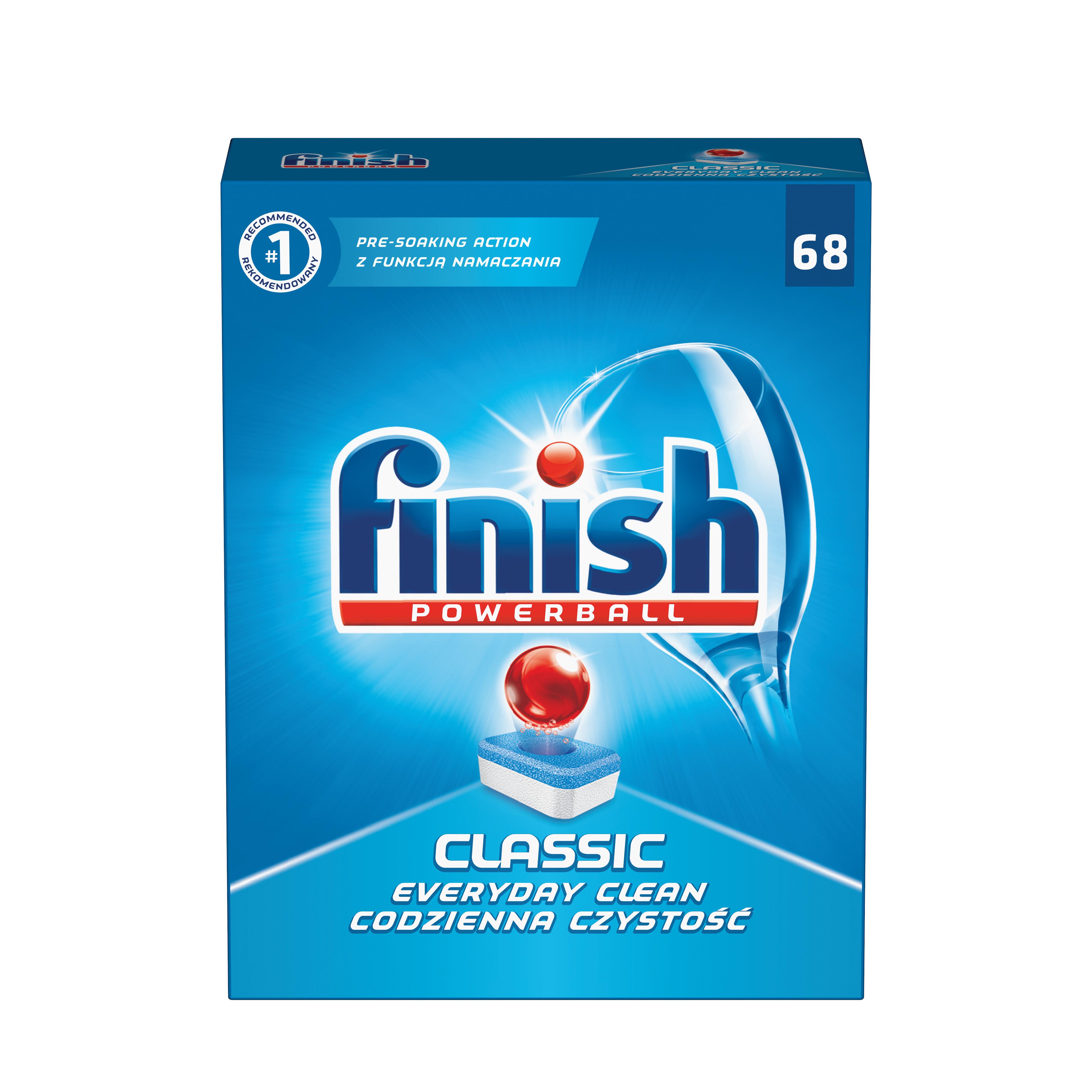 Finish Classic tablety do myčky 68 Ks
