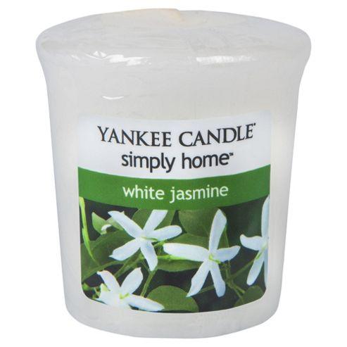 Yankee Candle - Votive White Jasmine 49 g