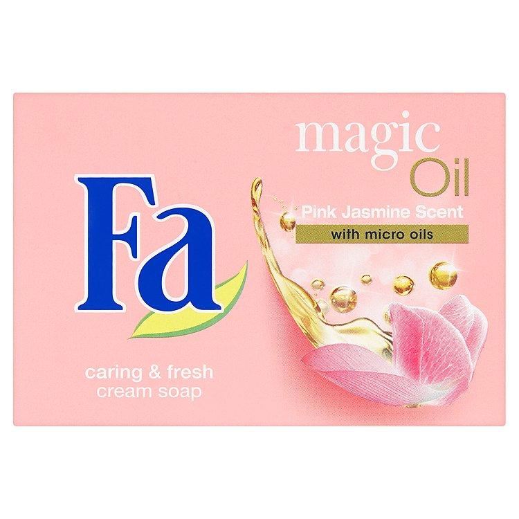 Fa Magic Oil Pink jasmine krémové mýdlo 90g