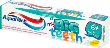 Aquafresh My Big Teeth zubní pasta pro děti 6+ let 50 ml
