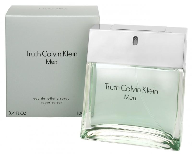 Fotografie Calvin Klein Truth For Men - toaletní voda s rozprašovačem 50 ml