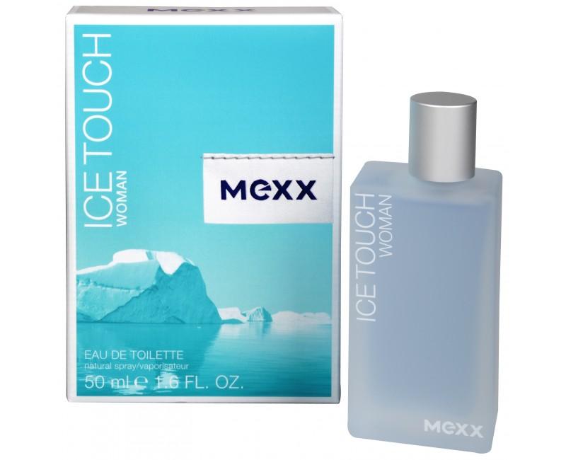 Mexx Ice Touch Woman - toaletní voda s rozprašovačem 15 ml