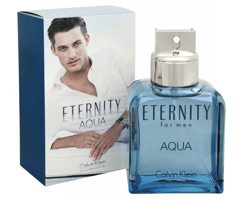 Calvin Klein Eternity Aqua For Men - toaletní voda s rozprašovačem 50 ml